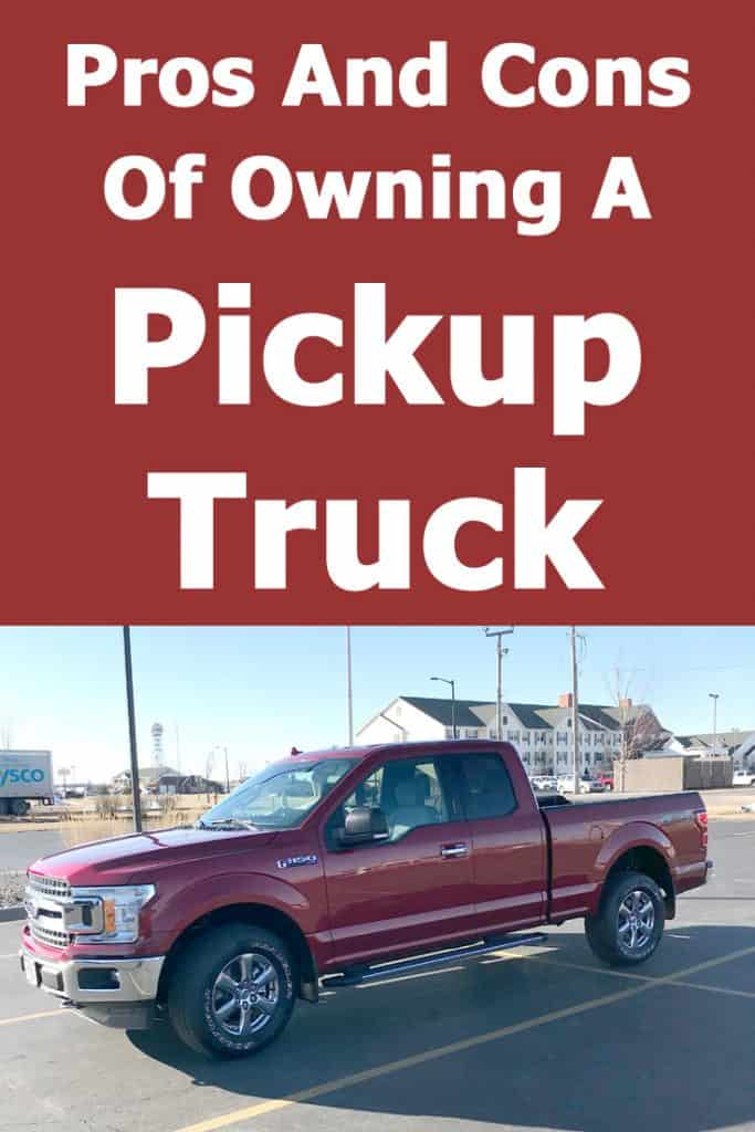 The pros and cons of owning a pickup truck explained