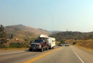 How Fast Can You Safely Drive When Towing an RV?