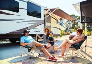 Pros and Cons of an RV Family Vacation