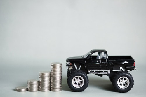Best time to buy a pickup