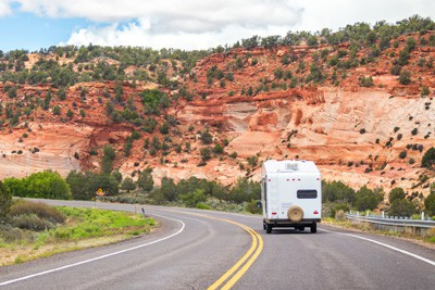 Can You Run the RV Generator While Driving?