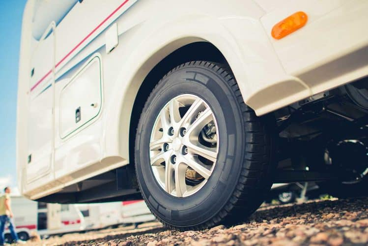 When should I replace my trailer tires?
