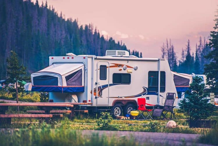 Are RV Campgrounds Safe