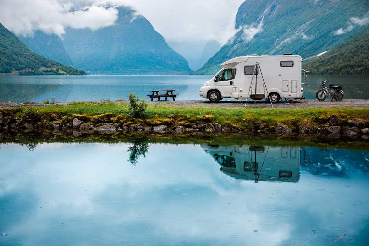 How To Sanitize The RV's Fresh Water System Without Bleach?