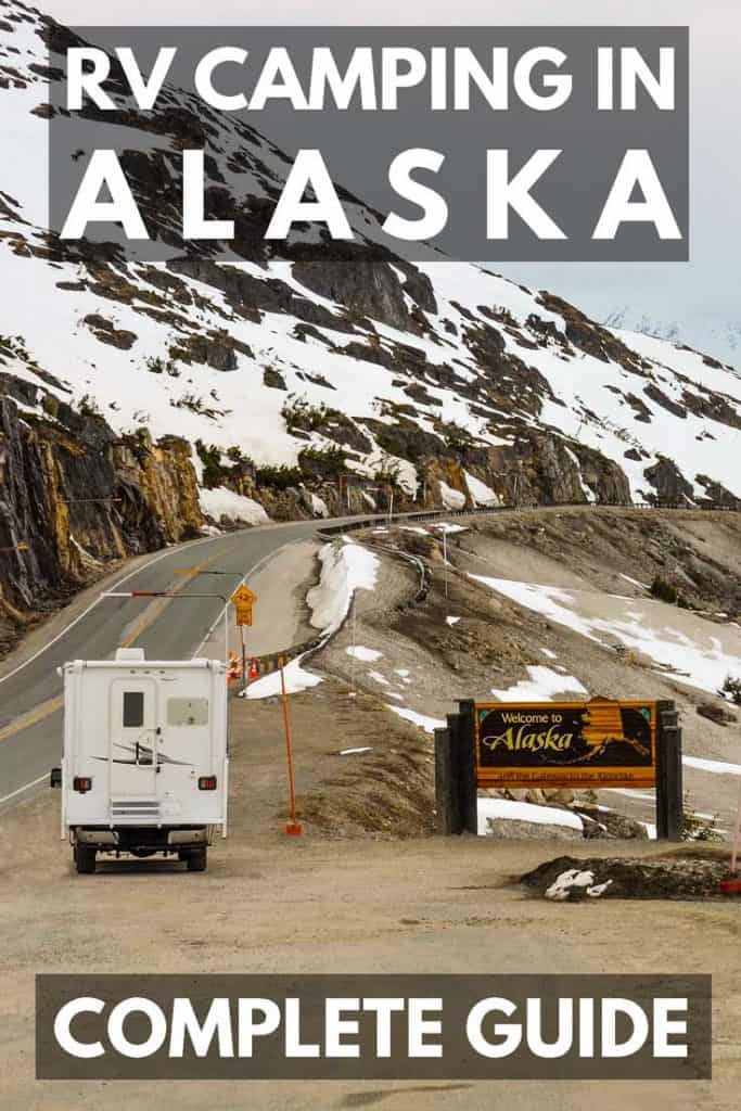 RV Camping in Alaska – Complete Guide