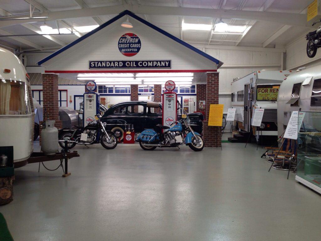 Jack Sisemore Traveland RV Museum, Amarillo, Texas