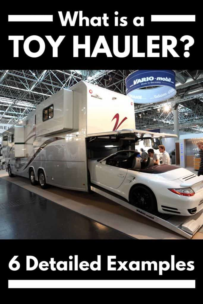 What Is a Toy Hauler? (Including 6 Detailed Examples)