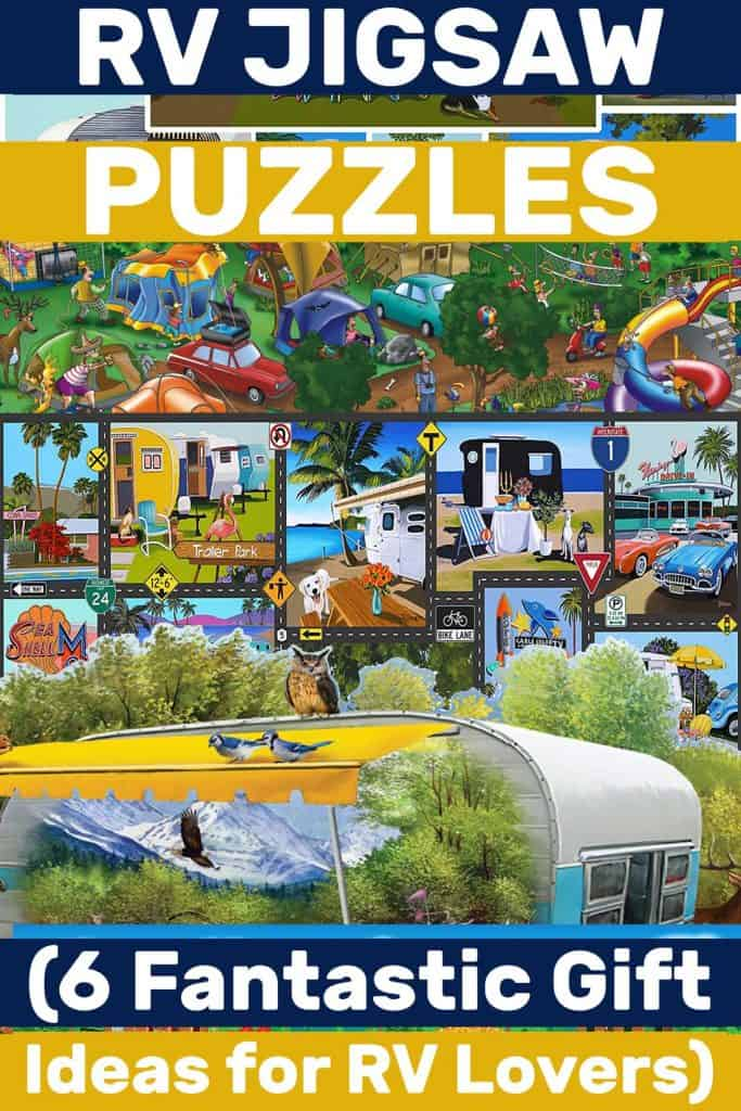 Rv Jigsaw Puzzles (6 Fantastic Gift Ideas for RV Lovers!)