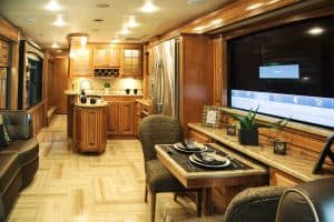 31 Stunning RV Interior Remodelling Ideas (With Pictures!)