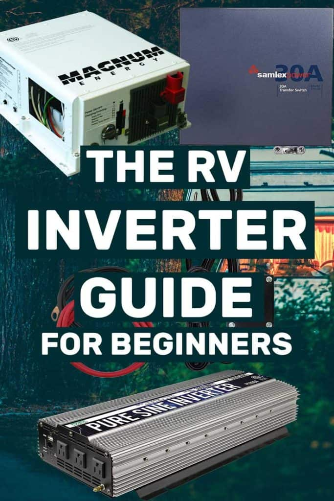 The RV Inverter Guide For Beginners