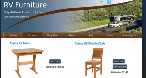 33 Best RV Furniture Online Stores That You Need to Know